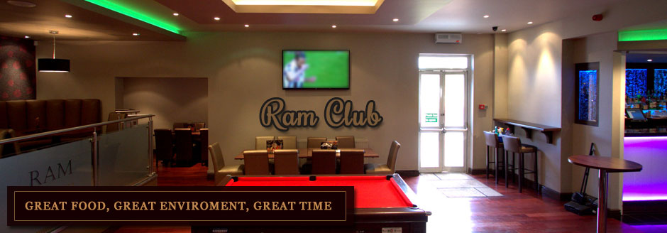 ram sports and social club crawley